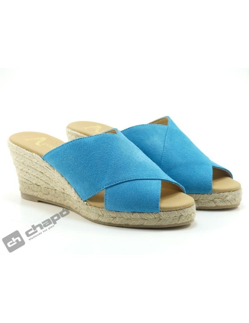 Zapatos Turquesa ChapÓ Lg5s44
