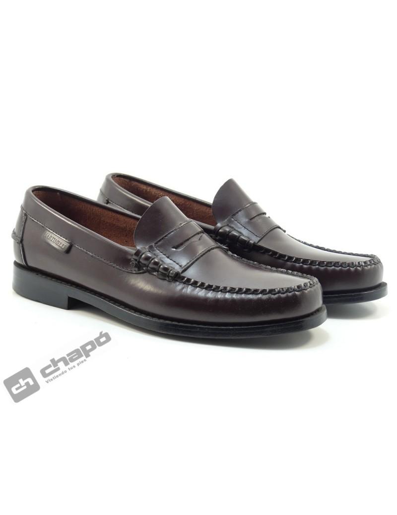Zapatos Burdeo Martinelli B101-0011