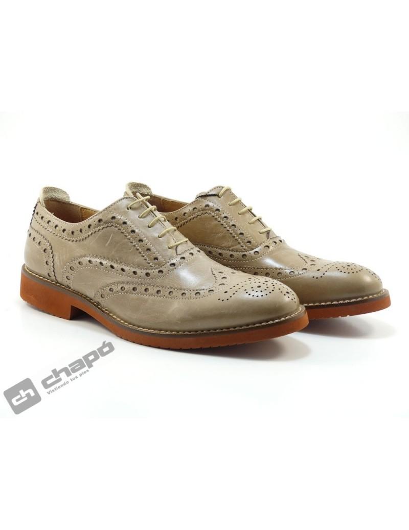 Zapatos Beig Gonzalo 7028h