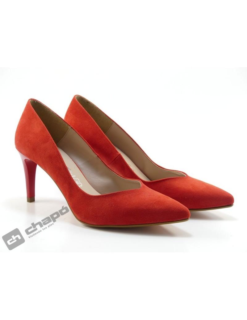 Mules Rojo ChapÓ 1092