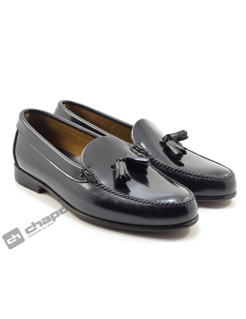 Zapatos Negro Enrique PÉrez 2102