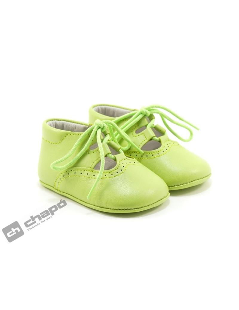 Zapatos Pistacho  6894