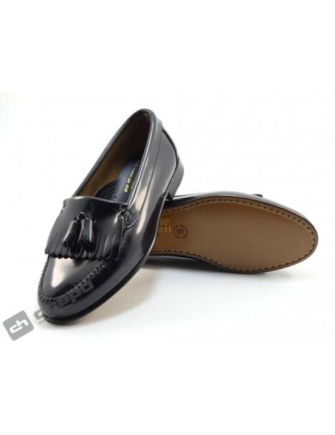 Zapatos Negro Enrique PÉrez 2109