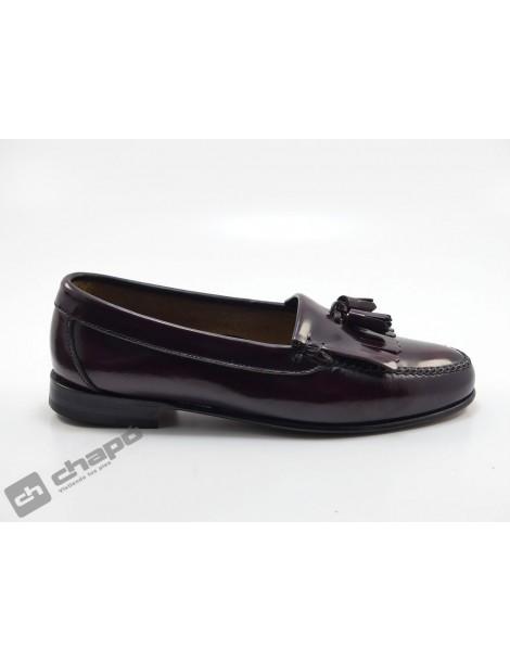 Zapatos Burdeo Enrique PÉrez 2109