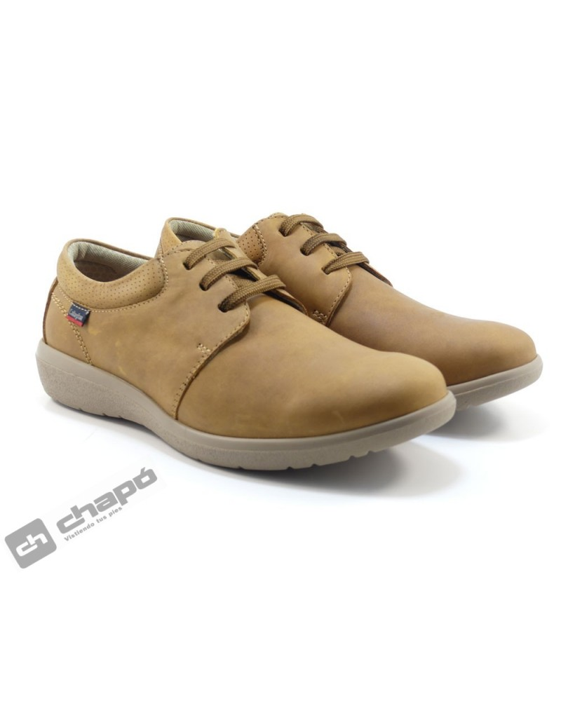Zapatos Cuero Callaghan 14600
