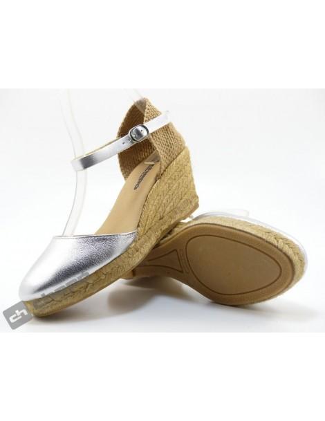 Zapatos Plata ChapÓ Obi-c