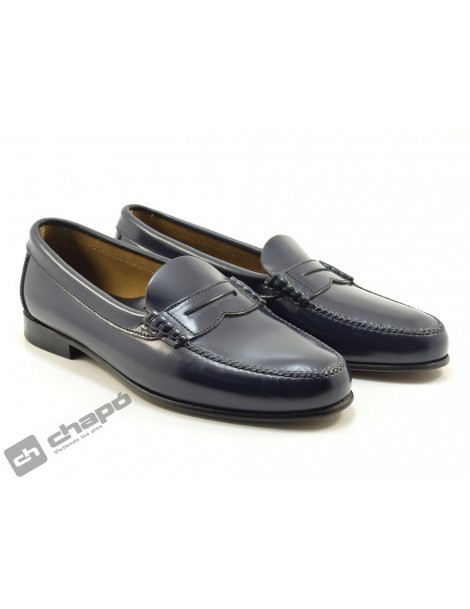 Zapatos Marino Enrique PÉrez 2100