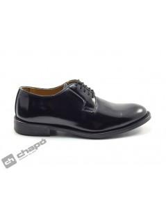 Zapatos Negro Enrique PÉrez 5200