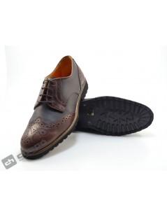 Zapatos Cuero Enrique PÉrez 7010