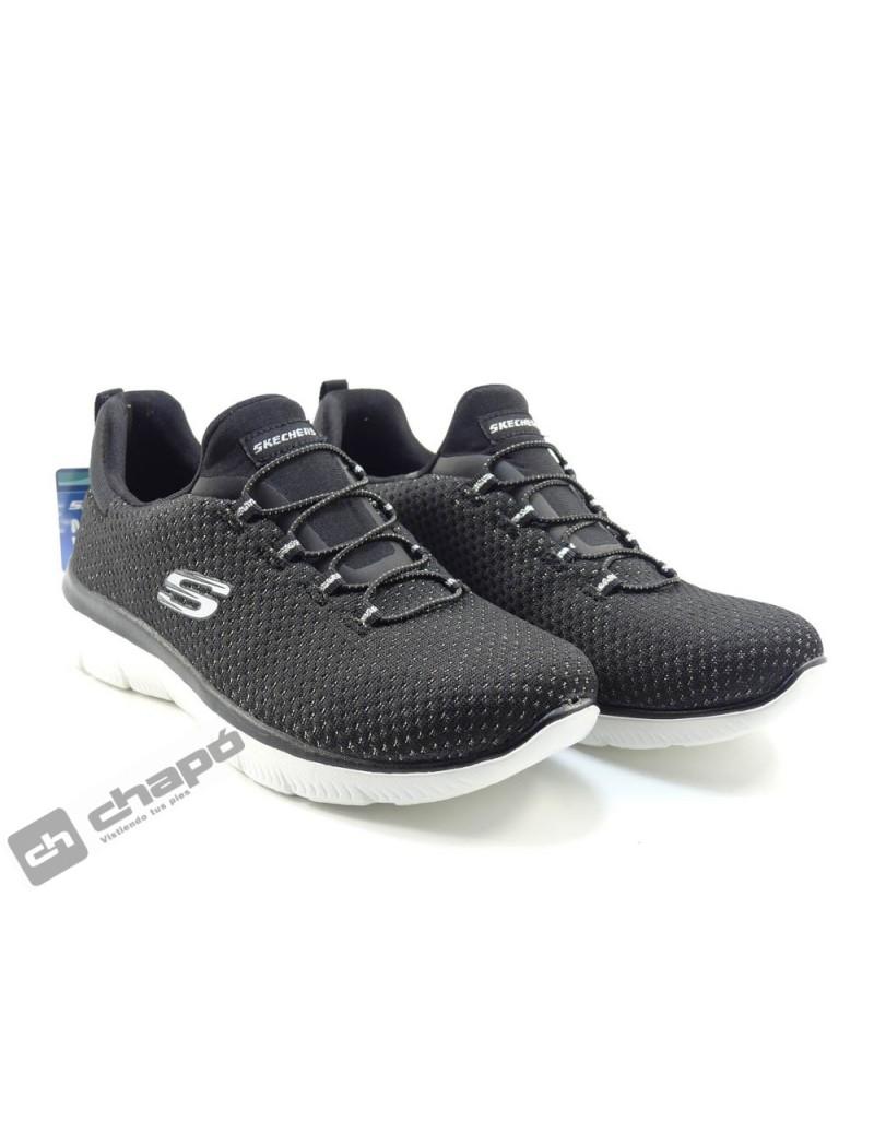 Sneakers Negro Skechers 149204