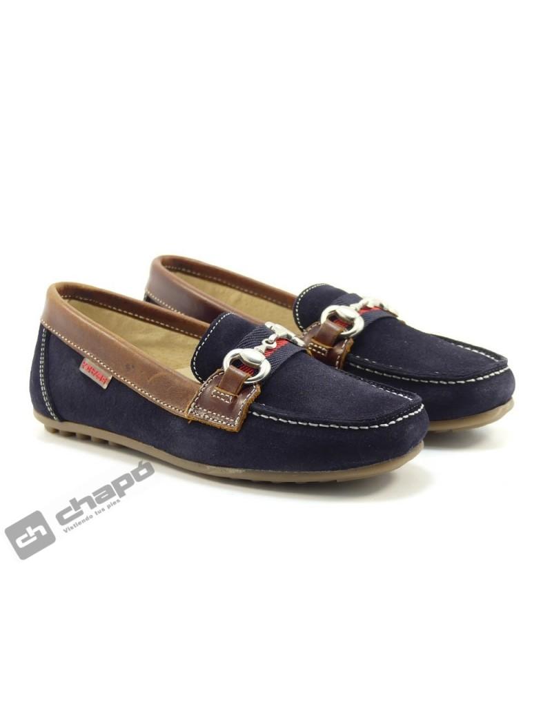 Zapatos Marino Yowas 6189