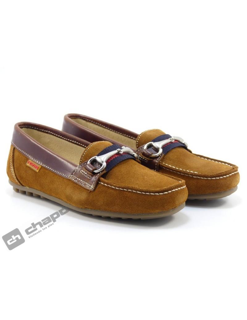 Zapatos Cuero Yowas 6189