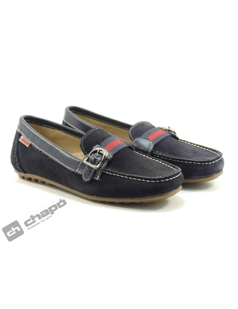 Zapatos Marino Yowas 6184