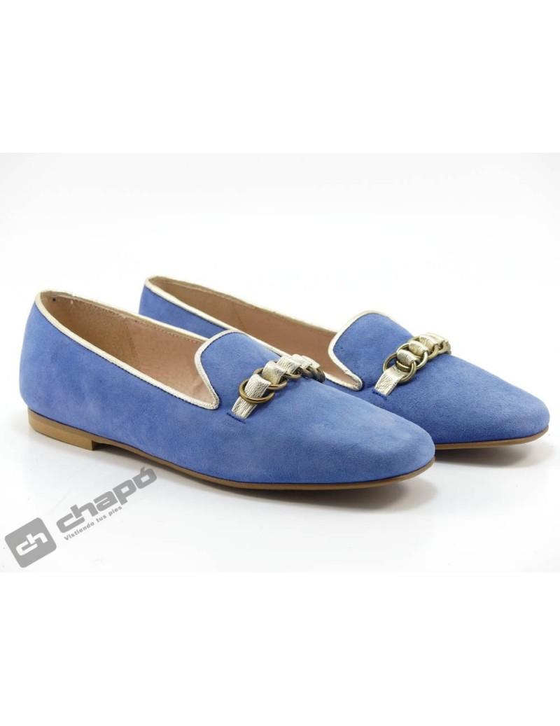 Zapatos Azul Ruts Shoes A2879