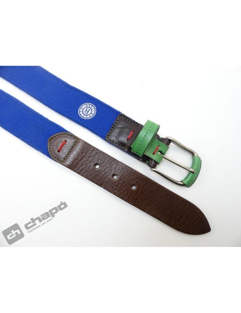 Cinturones Azul Miguel Bellido 525