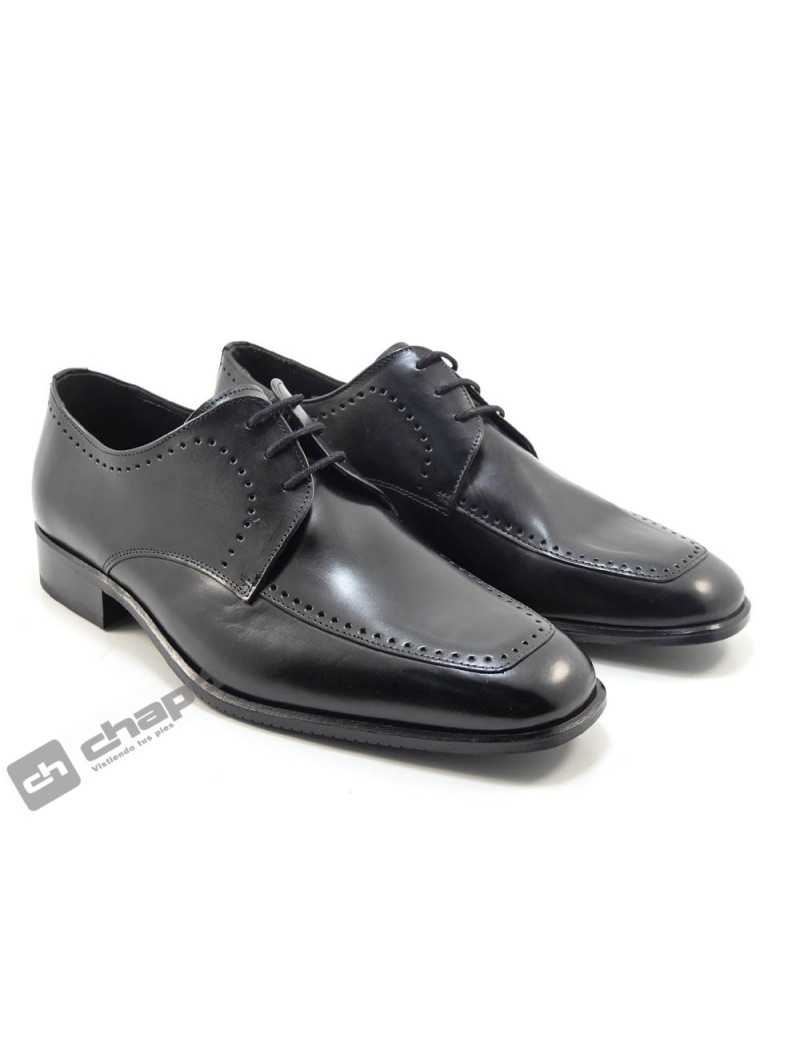 Zapatos Negro Enrique PÉrez 11006-ancho 10