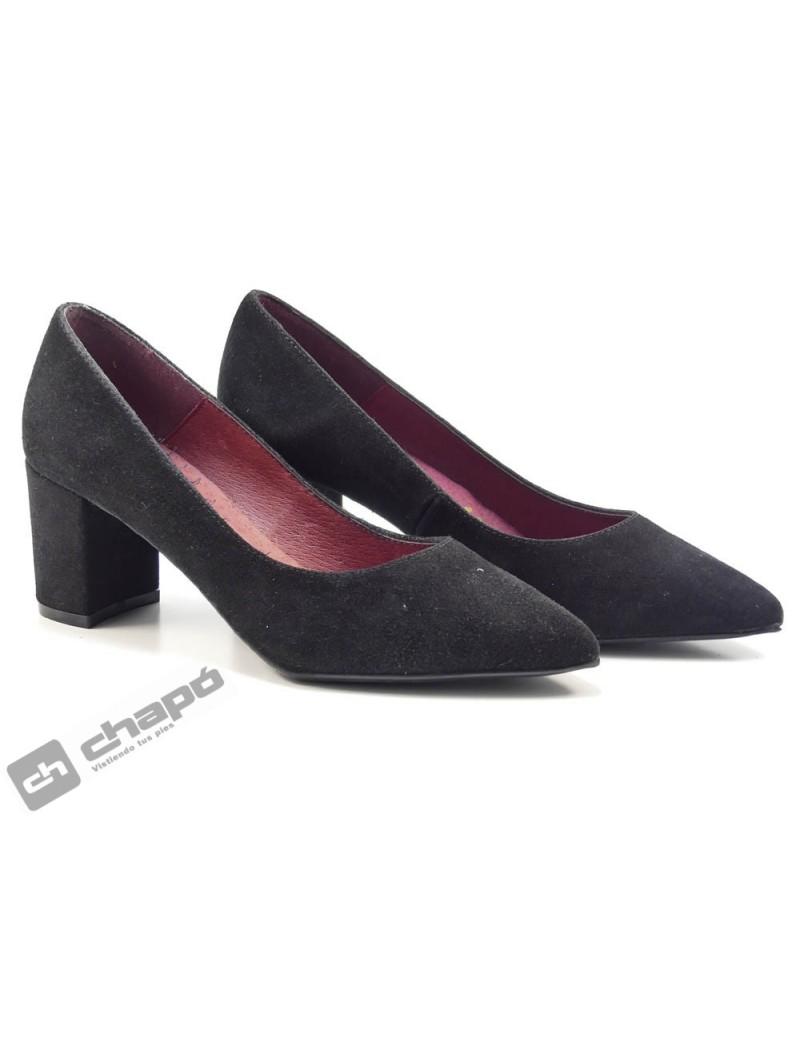 Zapatos Negro Patricia Miller 961