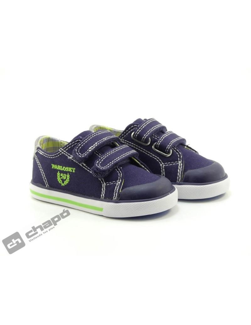 Zapatos Marino Pablosky 960920-953020