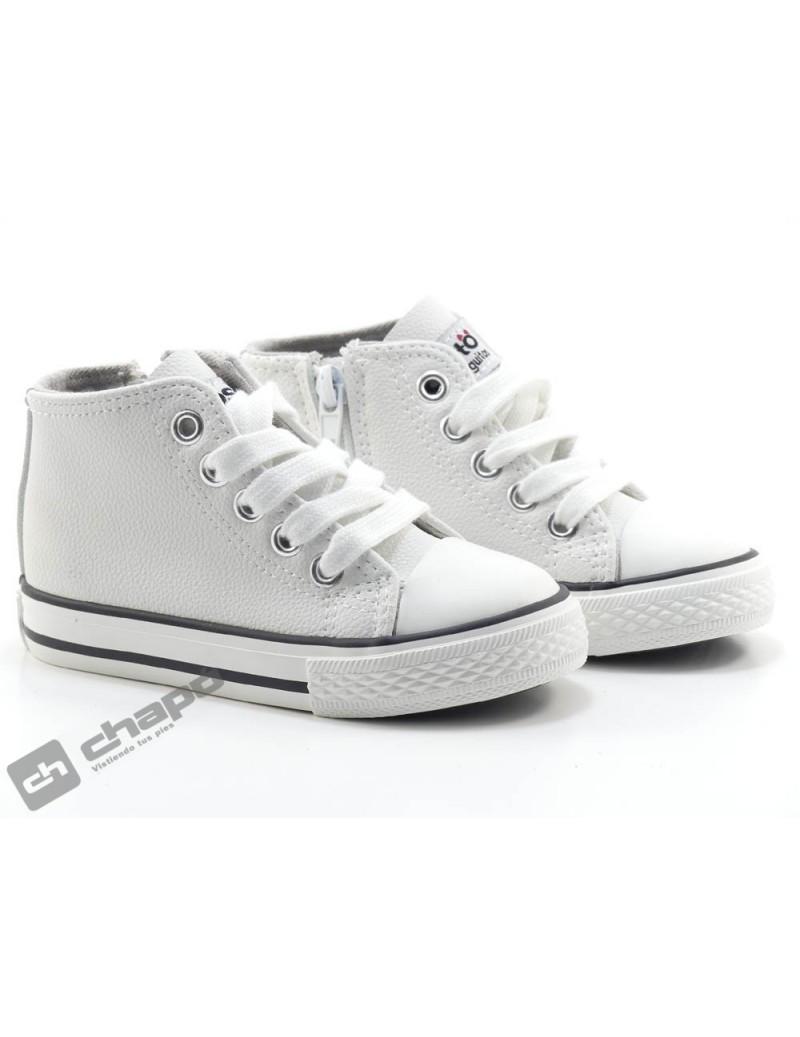 Sneakers Blanco Conguitos 141 30