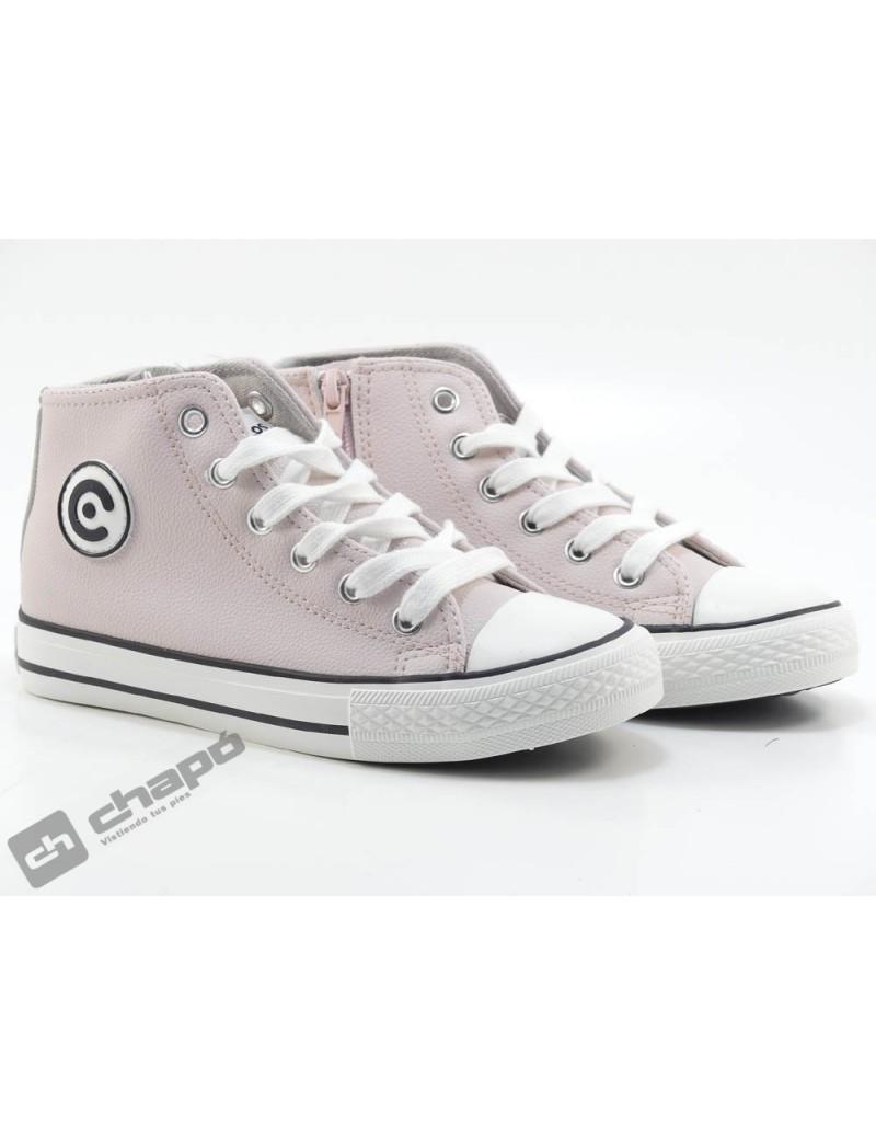 Sneakers Rosa Conguitos 28344