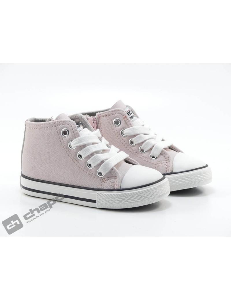 Sneakers Rosa Conguitos 141 30