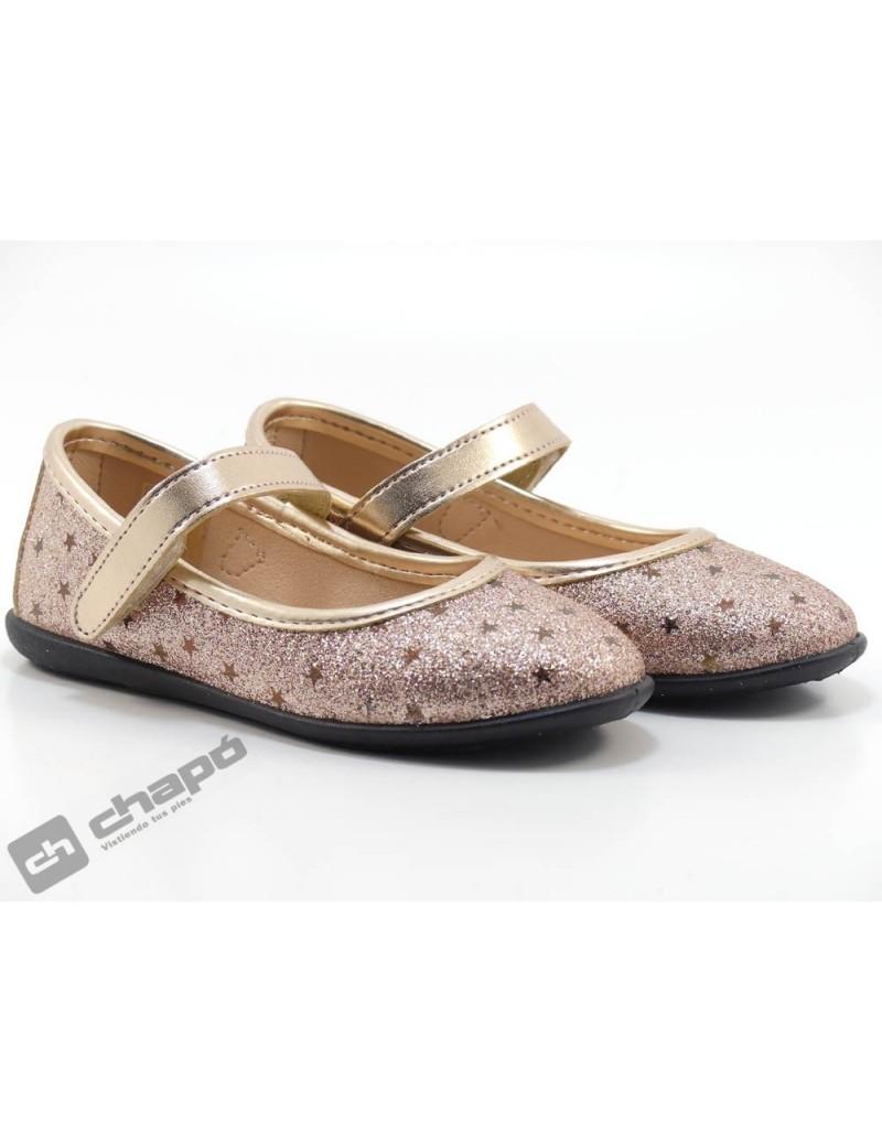 Zapatos Nude Conguitos 26528
