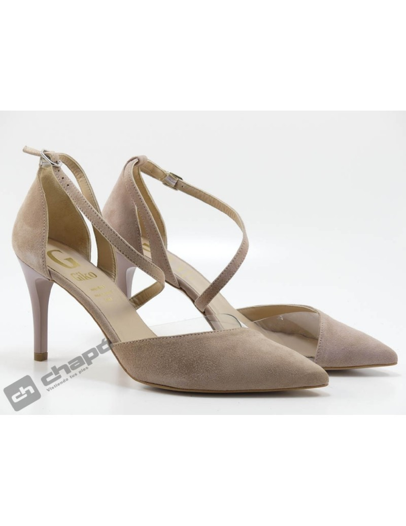 Zapatos Nude Giko 95032