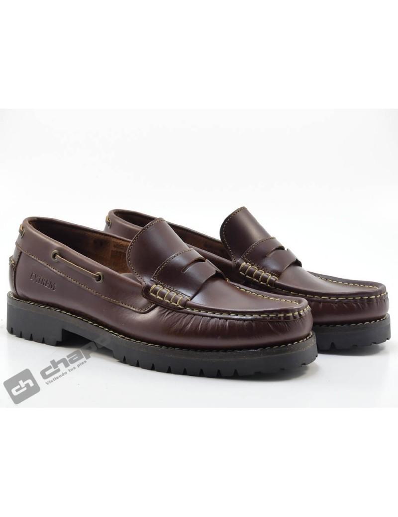 Zapatos Marron ChapÓ 403