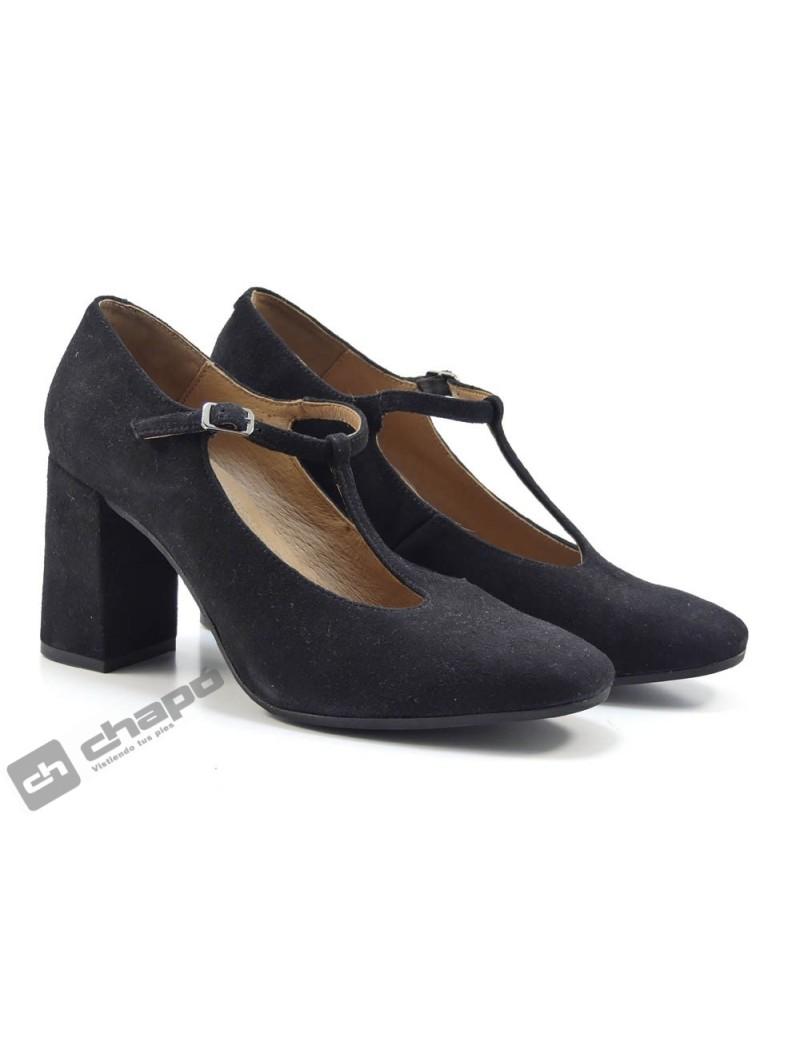 Zapatos Negro Giko 2034