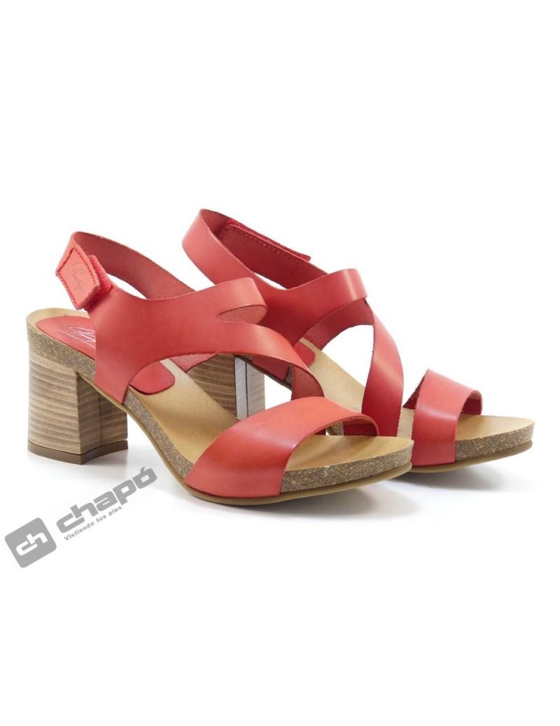 Sandalia Rojo Penelope 5169-5594