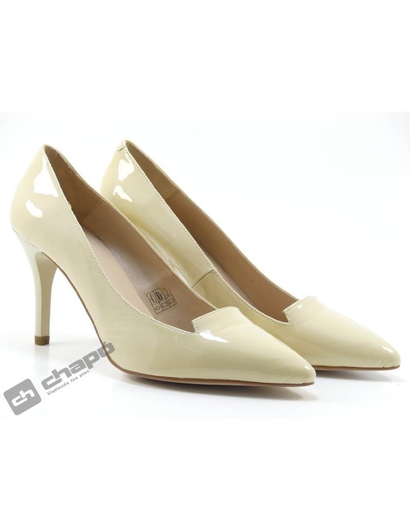 Zapatos Beig Giko 90673
