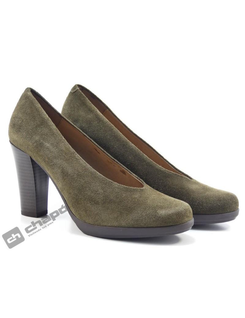Zapatos Verde Giko 40264