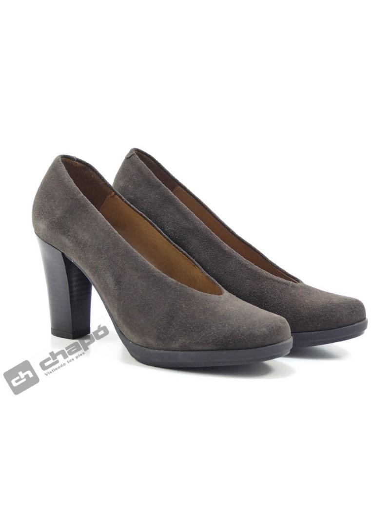 Zapatos Gris Giko 40264