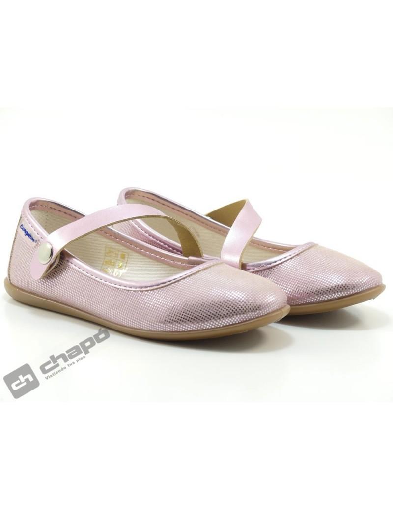 Zapatos Rosa Conguitos 265 21