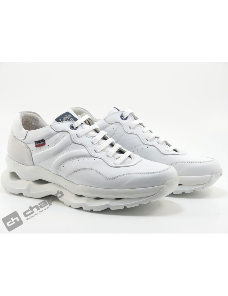 Snakers Blanco Callaghan 17800