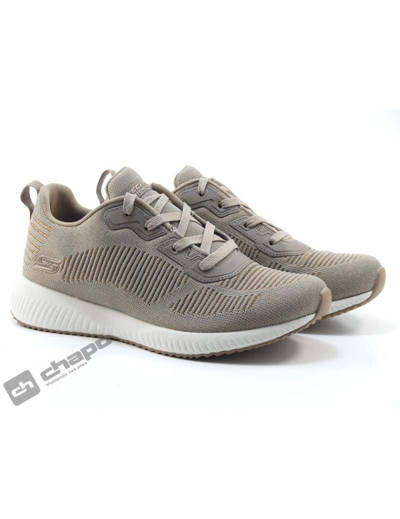 Snakers Taupe Skechers 31347