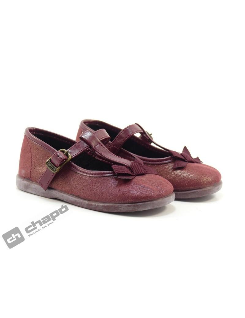 Zapatos Burdeo Batilas 11459-11485/10