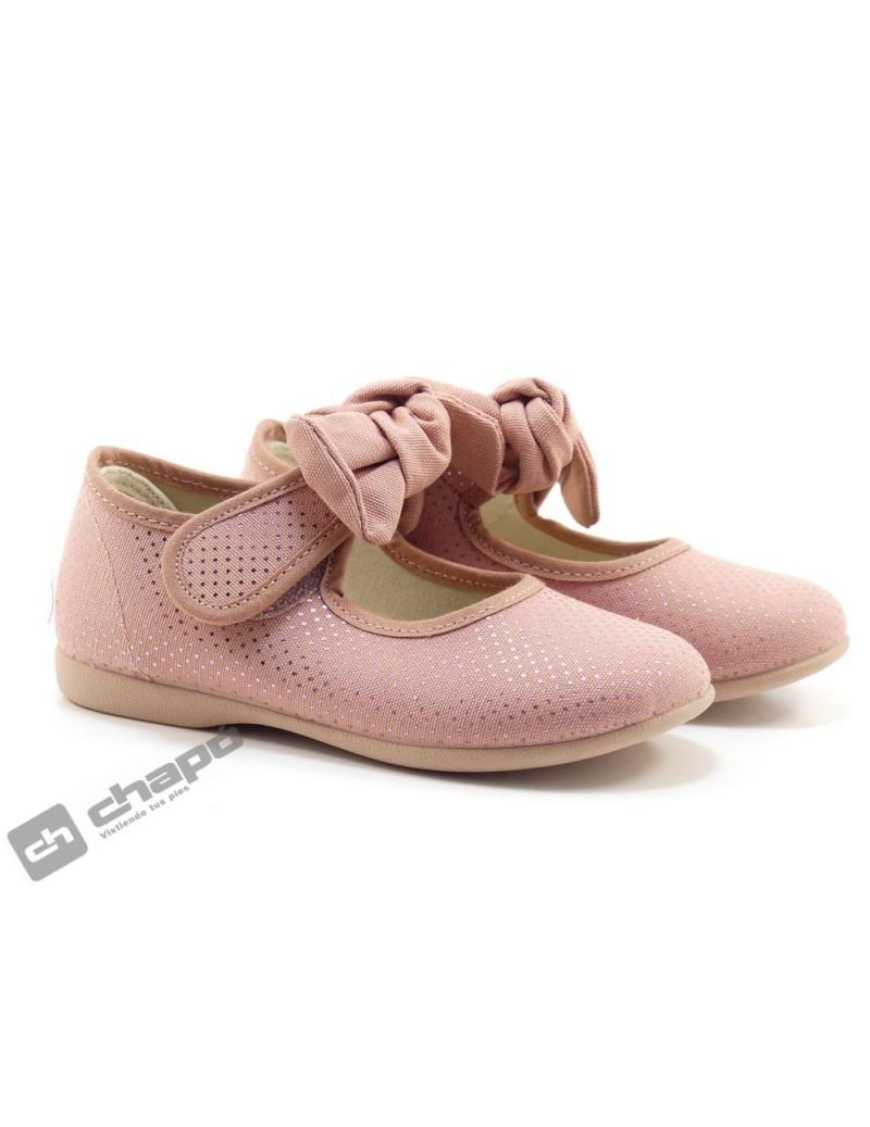 Zapatos Nude Batilas 106-108 Puntos