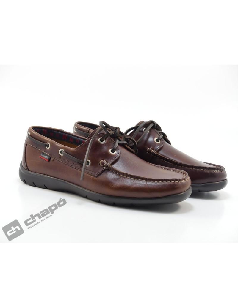 Zapatos Cuero Callaghan 18000