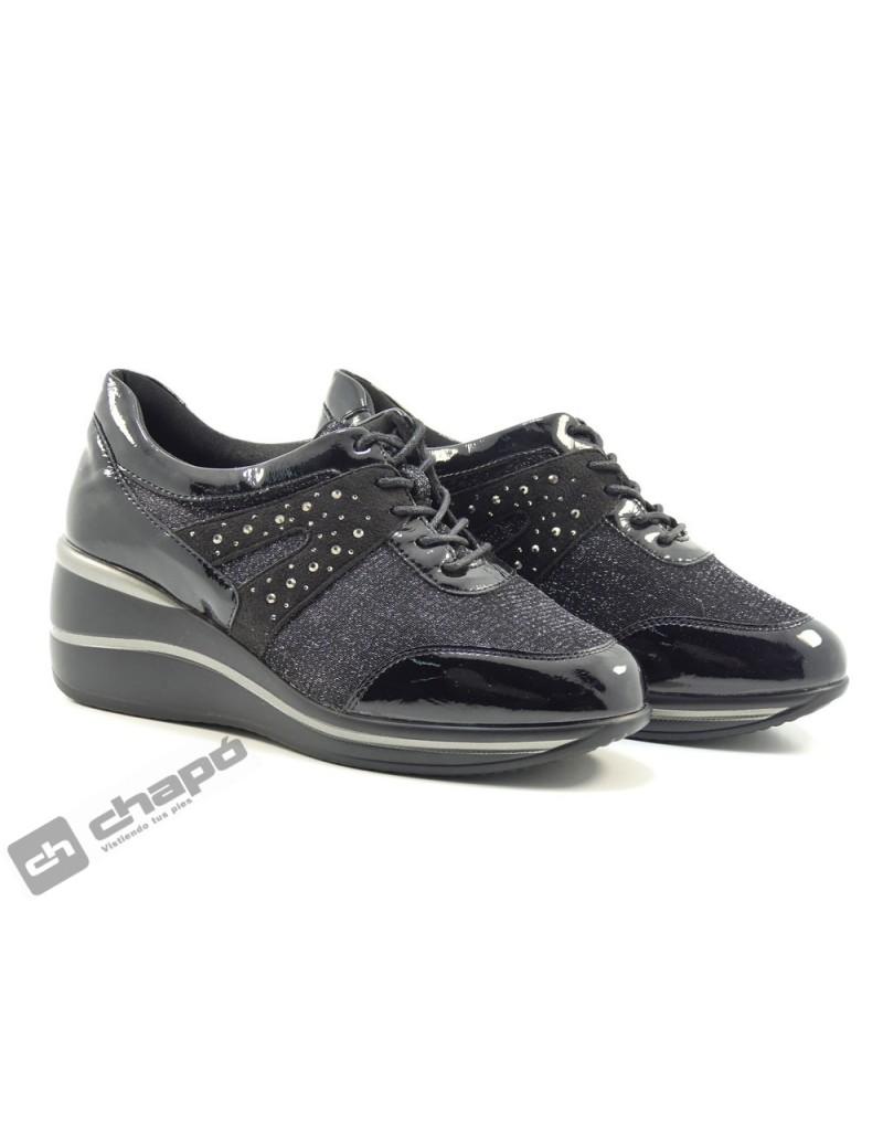 Zapatos Negro Cutillas 71511