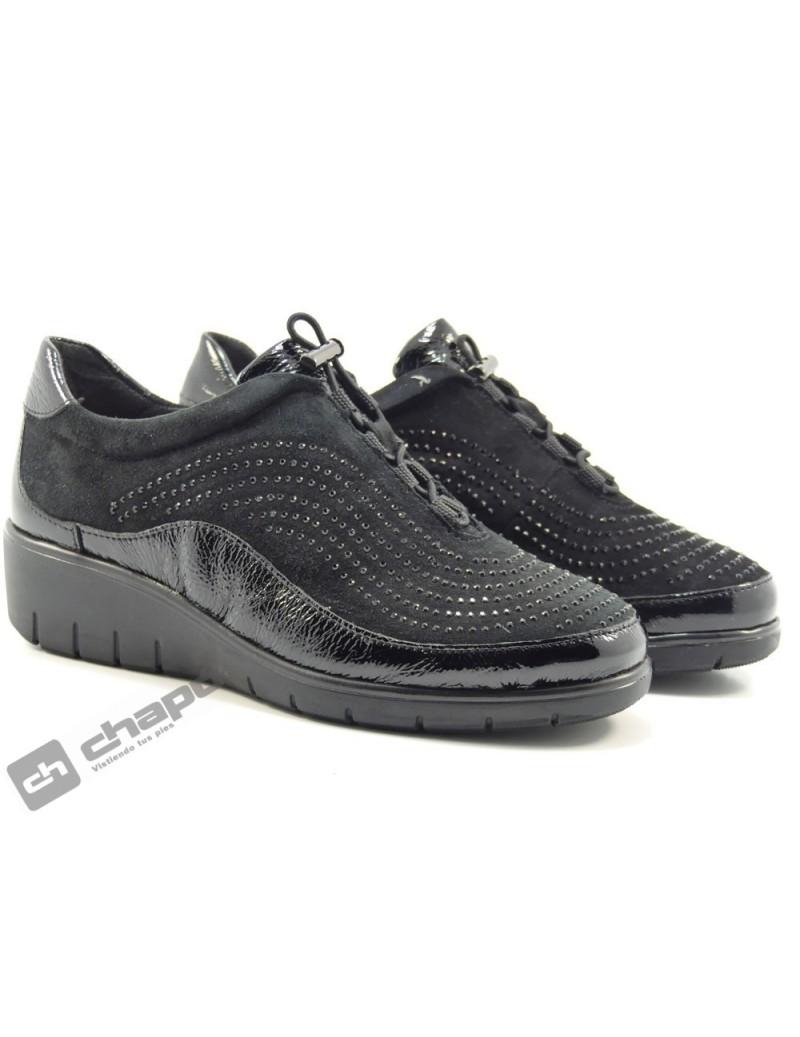 Zapatos Negro Cutillas 60312