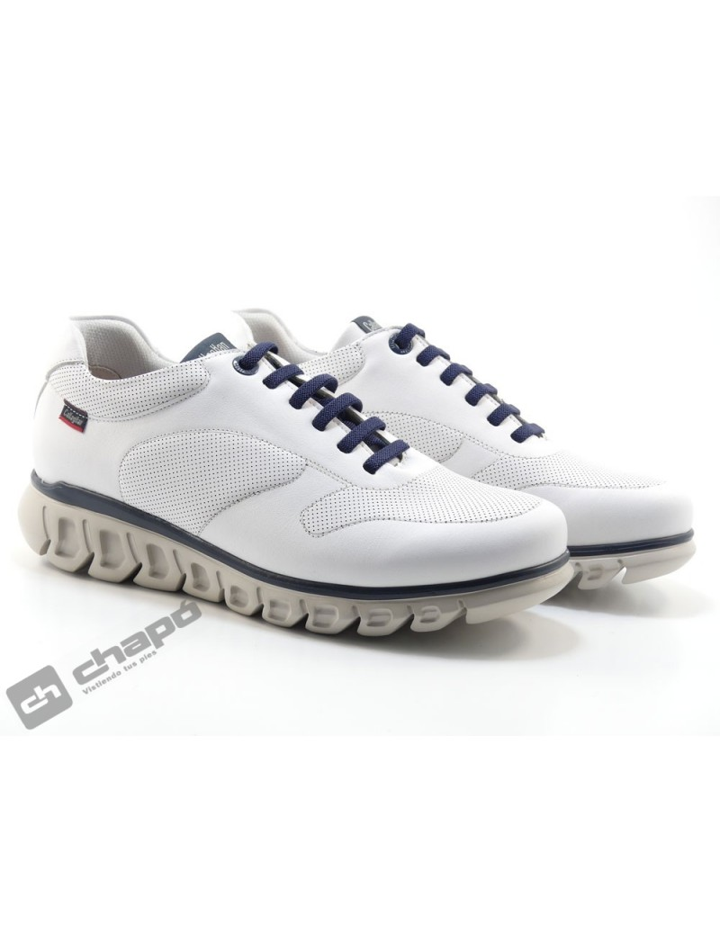 Snakers Blanco Callaghan 12916