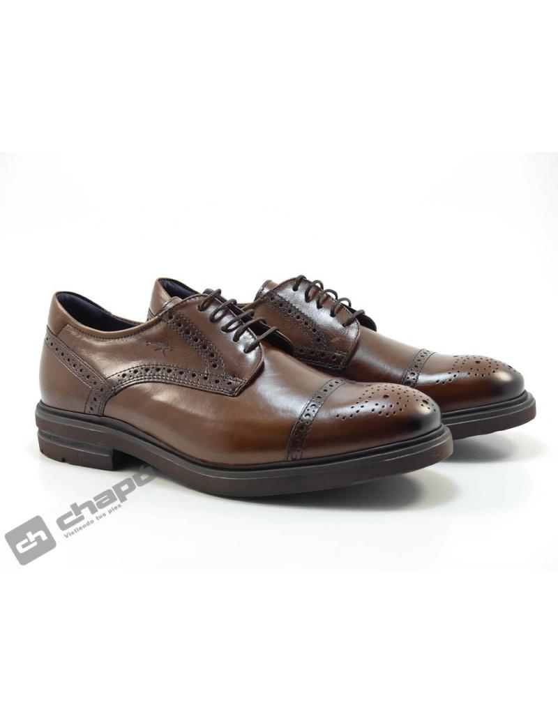 Zapatos Marron Fluchos F629