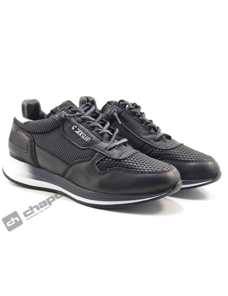 Snakers Negro Cetti C-1242