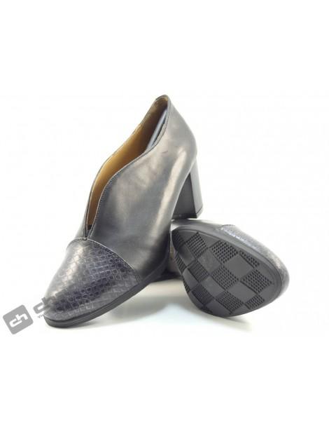 Zapatos Negro ChapÓ 12/120gs
