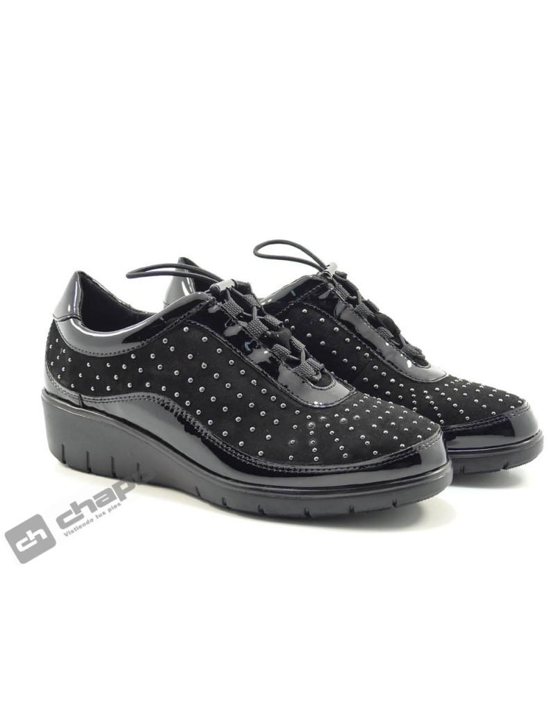 Sneakers Negro Cutillas 60318