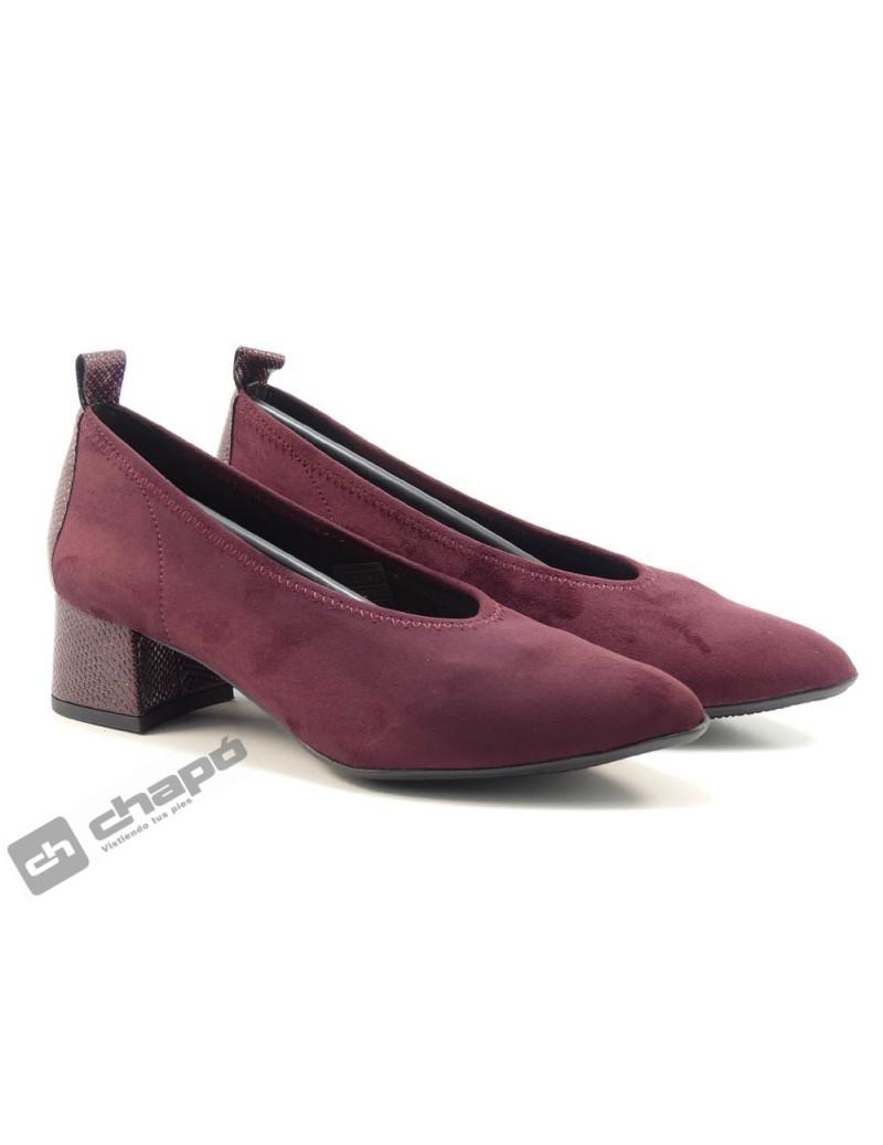 Zapatos Burdeo Paula PÉrez 5541