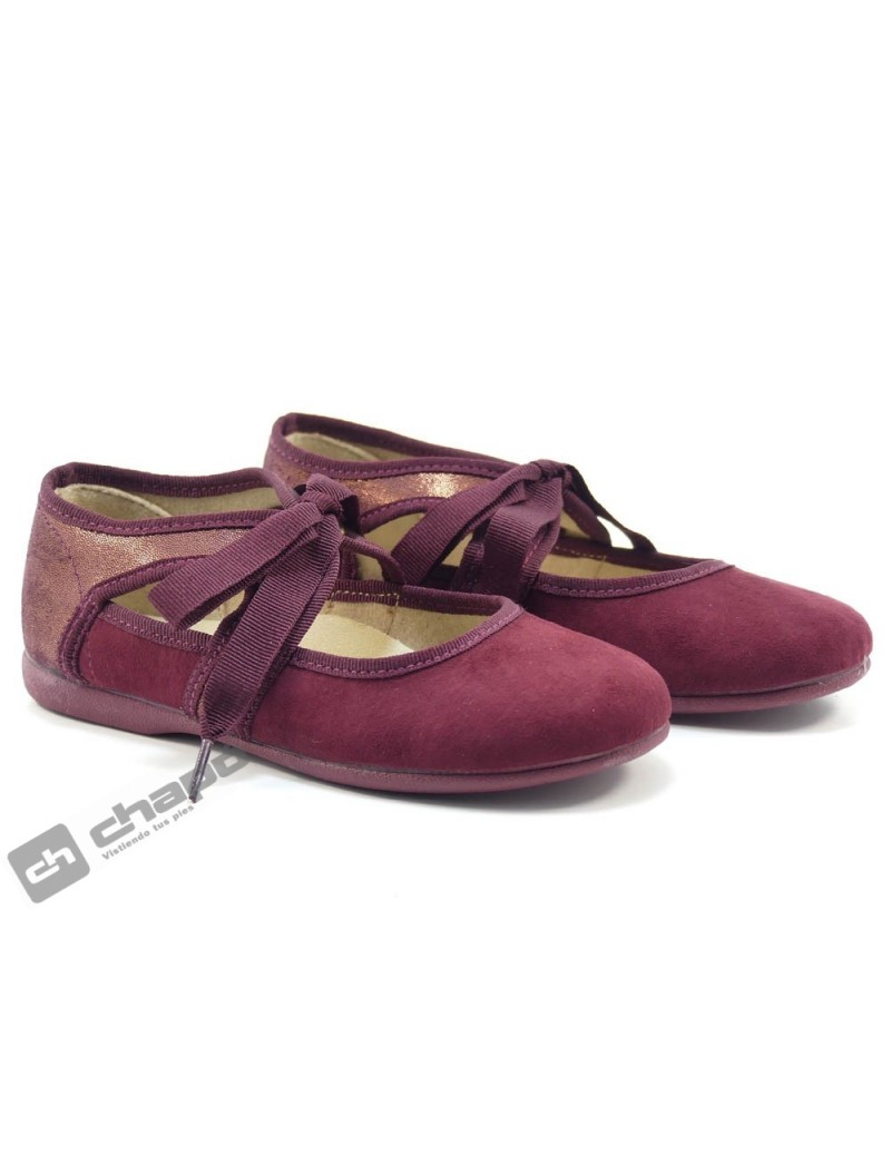 Zapatos Burdeo Batilas 160/050/179