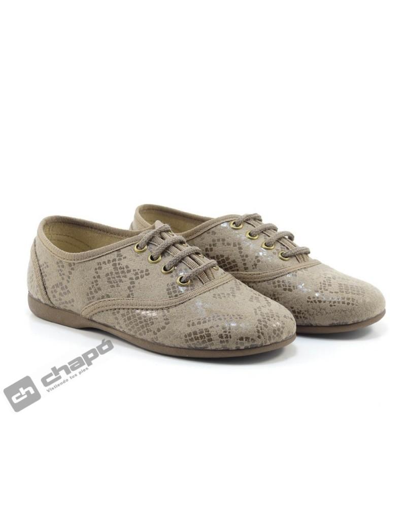 Zapatos Taupe Batilas 135/182