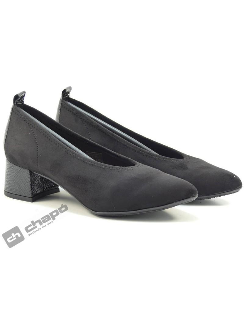 Zapatos Negro Paula PÉrez 5541